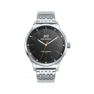 Reloj Mark Maddox de Acero Plata HM7143-56 Para Hombre
