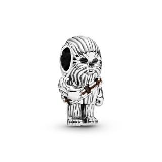 Charm em prata Pandora Chewbacca Star Wars 799250C01