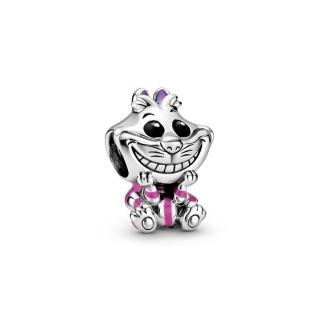 Charm em prata Pandora Gato de Alice 798850C01