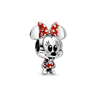 Charm em prata Pandora Minnie 798880C02