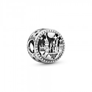 Charm De Plata Pandora Harry Potter Hogwart