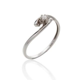 Anillo Diamante 6 Garras
