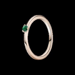 Anillo Pandora Rose 189259C05-56 Solitario verde