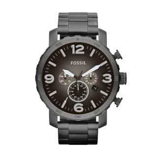 Relógio Fossil Nate Cronometro Aço