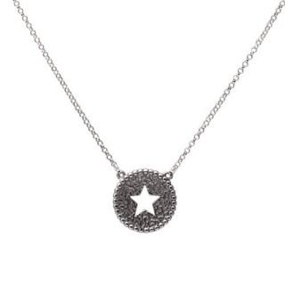 Collar Estrella Redonda