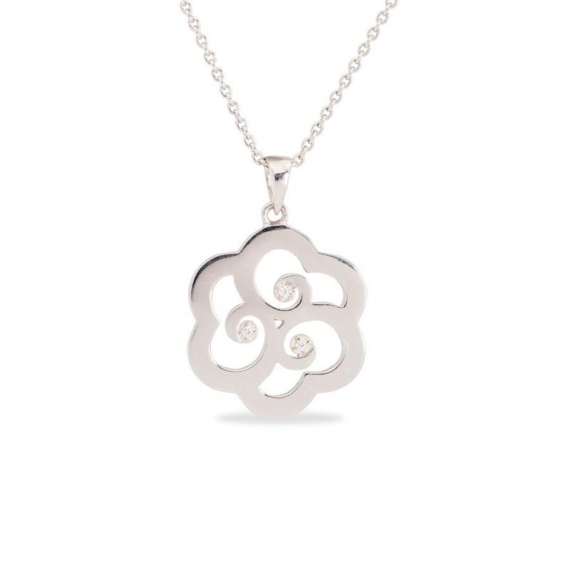 Collar Flor Lovely Blossom