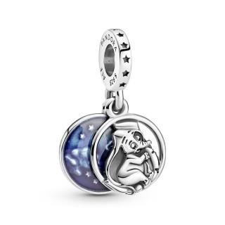Charm De Plata Pandora Disney Dulces Sueños