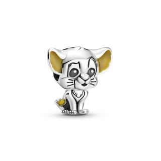 Charm De Plata Pandora Disney Simba